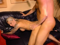Sextape Germany German Sex Tape With Hot Tattooed Blondie