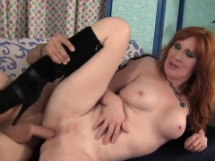 redhead-milf-swallows-a-massive-load