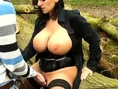 big-titted-german-mess-that-is-outside