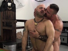 Rimmed Bear Analfucked In Tight Hole