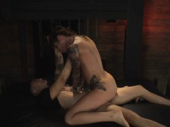 Naked Couple Hard Pussy And Ass Fucking