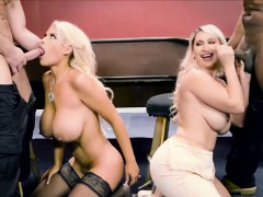 two-hot-blonde-wifes-cheting-husband-with-robbers