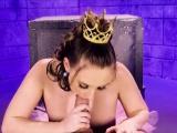 Horny Harley Jade Princess Peach A XXX Parody