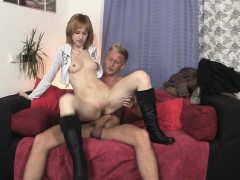 gf-in-high-boots-riding-her-friend-s-cock