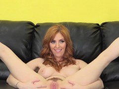 Feisty Lauren Shows Us Her True Passion As She Fucks