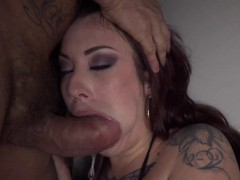 Joana Rios gets pussy and anal fingered