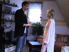 German Teen Gets Banged By Doctor Cristina From Dates25com