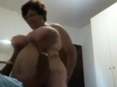 monster tits my banging mom on spy cam