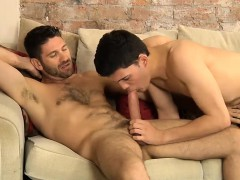 Hunky And Rugged Craig Matched With Smooth Gay Jock Luke,
