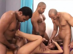 interracial-gangbang-action-with-a-slender-filly