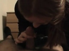 Hot Brunette doesnt Want Small Cock