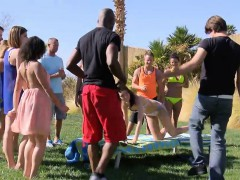 Swingers Having Fun With One Another Enjoy Nasty Games