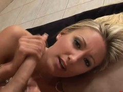 Angel Long Is The Blonde Vixen Everyone Loves! In This