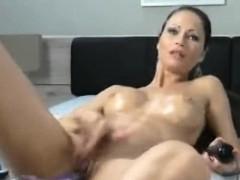 Скрытая камера мастурбацыя