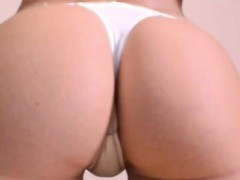 Blonde Lave Her Solo Teasing
