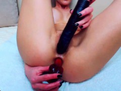Passionate Anal Solo 19 Years Lizette