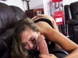 Nicolette Love in Sucking Is A Habit
