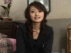 fully dressed saori gives a steaming hot bowjob and handjob xxx.harem.pt