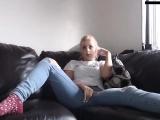 Webcam sexy hot teen masturbation