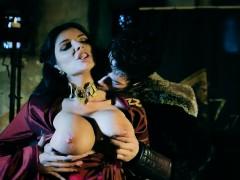 Big Boobs Evil Queen Romi Rain Anal Pounded By John Doe