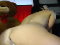 brunette fucking every pussy in the pussy