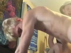 Tight Ass Emo Teen Gf Spitroasted!