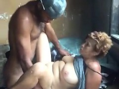 brazilera brasil granny fat slut and young cowboy