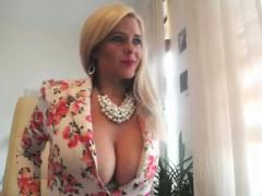 amazing-blonde-milf-masturbation-for-your-pleassure