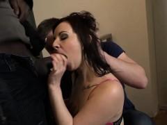 brunette wife lena dark black cock in booty سكس محارم ,جماعى ,سكس