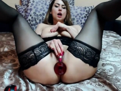 olivia-anal-masturbation-and-analsex-in-stockings
