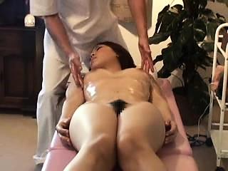 asian hairy pussy massage