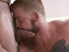 Hunks With Muscles Enjoying The Shlong In Premium Homo Xxx