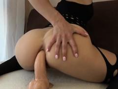 Teen With Round Ass Has Anal Orgasm PornoShok-dir