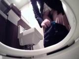 Toilet Masturbation Voyeur