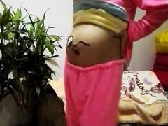 chinese pregnant slut bare booty dance naked dance, super funn – xtinder.net