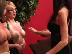 Huge Titted Swingers Are Getting Examined Thoroughly