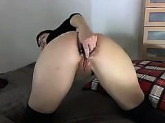 tasha-amateur-brunette-babe-toying-pussy-with-a-large-dildo