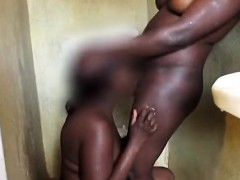 Amateur African Plumper Tongues Her Chubby Black Girlfriend