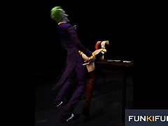 Batman Harley Quinn 3d Sex Compilation Part 15