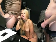 slut-blonde-plays-with-2-cocks-at-the-same-time-two