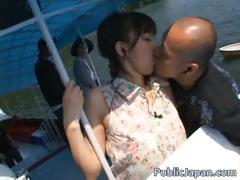 An Mashiro Asian Model Part1