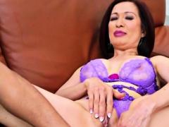 Hot Mature Whore Gave A Perfect Blowjob