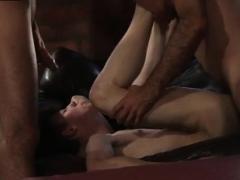 Video Gay Boys Sex Brutal Porn Xxx James Takes His Cum