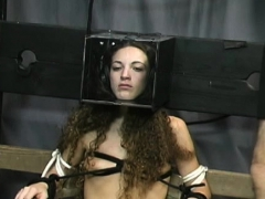 Top Notch Servitude Scenes With Young Gal