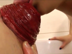 anal prolapse compilation – watch more on orgasmcamsgirl com