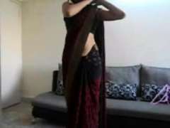 indian bitch shows off her body