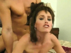 Fucking Stepmom And Covering Her Face With Cum
