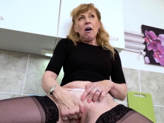 Europemature Hot Mature Milf Solo Masturbation