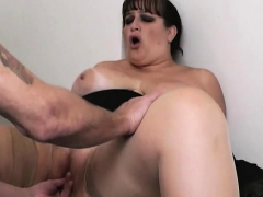 big melons secretary pleases her boss