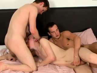 Videos gay boys Ryan getting some stiff meatpipe in their